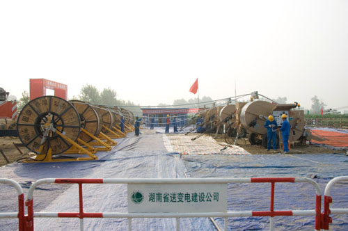 ACSR for 1000kV AC Line in China